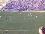 Russia vs Greece kick off