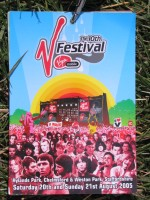 Highlight for Album: V Festival 2005