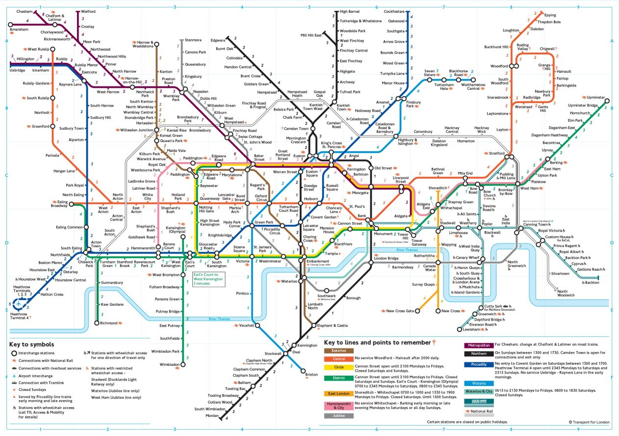 Geofftech Tube Silly Tube Maps – London Travel Maps